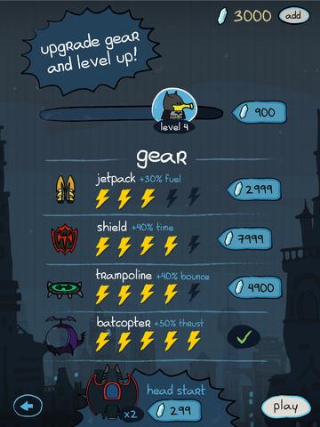 Doodle Jump DC Super Heroes screenshot 10