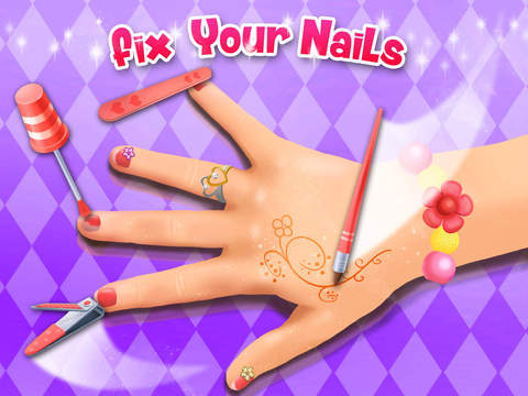 Sweet Baby Girl Beauty Salon - Manicure and Makeup screenshot 8