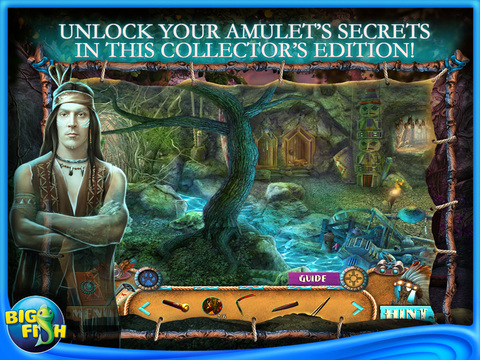 Myths of the World: Spirit Wolf HD - A Hidden Object Mystery Game screenshot 4