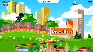 Hero Jump Pro : Transformer of battles screenshot 1