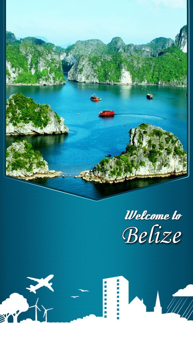 Belize Essential Travel Guide screenshot 1