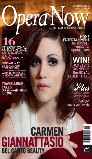 Opera Now - the magazine at the heart of the opera world screenshot 1