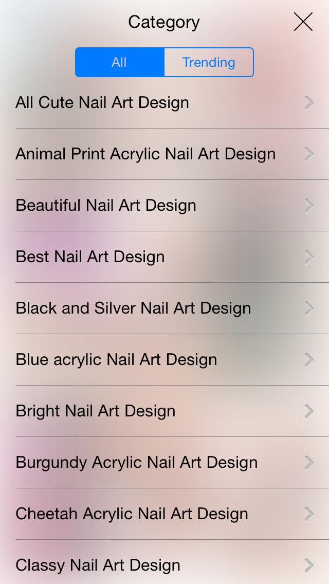Nail Art Design Ideas PRO, Nail Paint Designs screenshot 2
