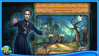 Dark Tales: Edgar Allan Poe's The Fall of the House of Usher - A Detective Mystery Game screenshot 4