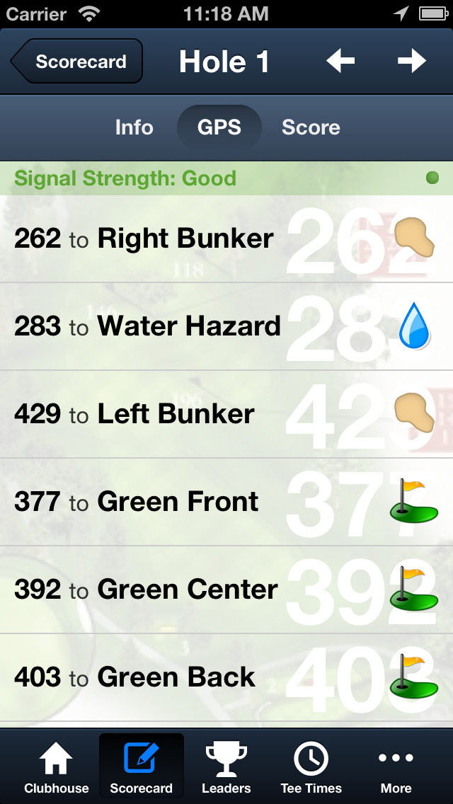 Papago Municipal Golf Course screenshot 4