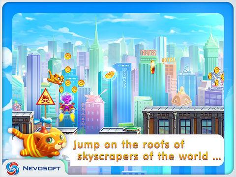City Cat: Adventures screenshot 7