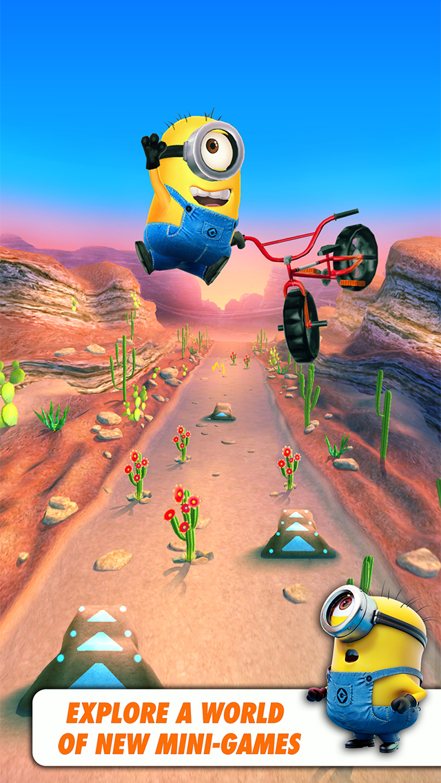 Minion Rush screenshot 3