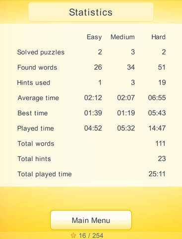 Word Games: screenshot 9