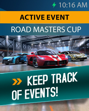 Asphalt 8 - Drift Racing Game screenshot 11