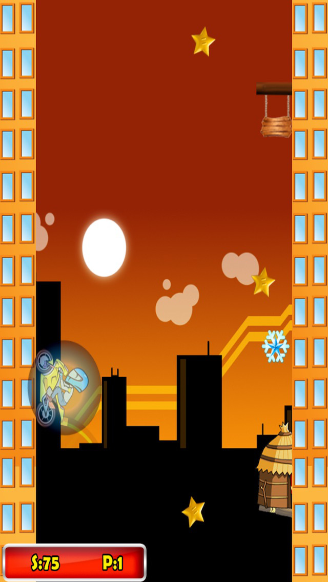 ` Impossible Jet Bike Ninja Run Riders Motorcycle Jump Free Game screenshot 5