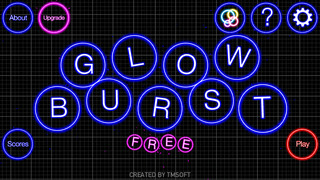 Glow Burst Lite screenshot 4