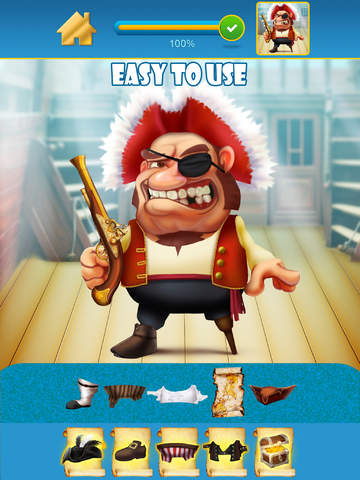 My Pirate Adventure Draw And Copy Game Pro screenshot 9