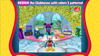 Mickey Mouse Clubhouse Color & Play screenshot #4
