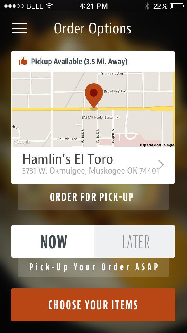 Hamlin's El Toro screenshot 2