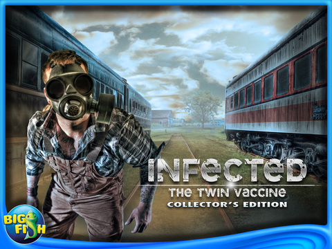 Infected: The Twin Vaccine HD - A Scary Hidden Object Mystery screenshot 5