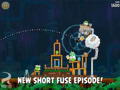Angry Birds HD Free screenshot 3