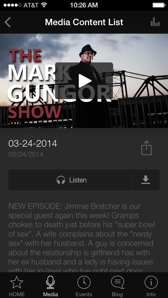 Mark Gungor App screenshot 3