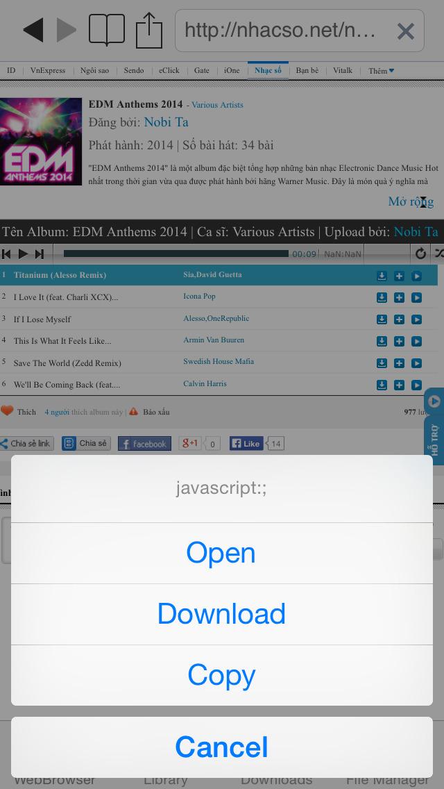 Download Plus - Song downloader - SoundCloud - Total downloader