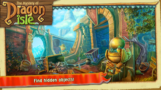 The Mystery of Dragon Isle screenshot 1