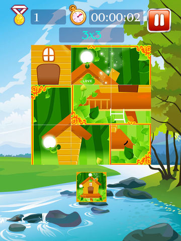 nature puzzle - free screenshot 9