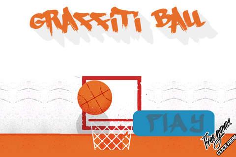 Graffiti Ball - Shoot those Balls! - náhled