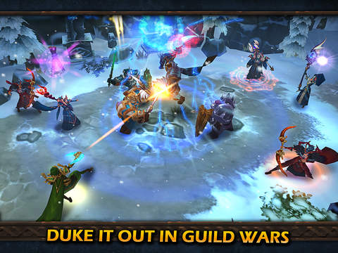 Age of warriors - dragon magic screenshot 9