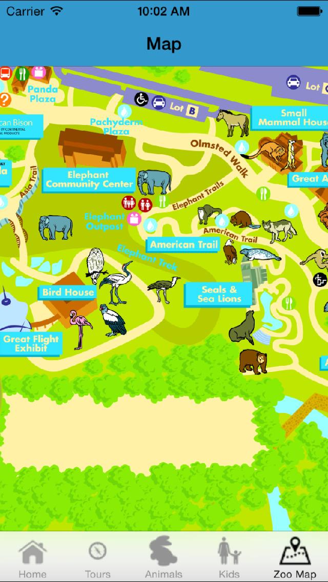 Guide for Smithsonian's National Zoo screenshot 3