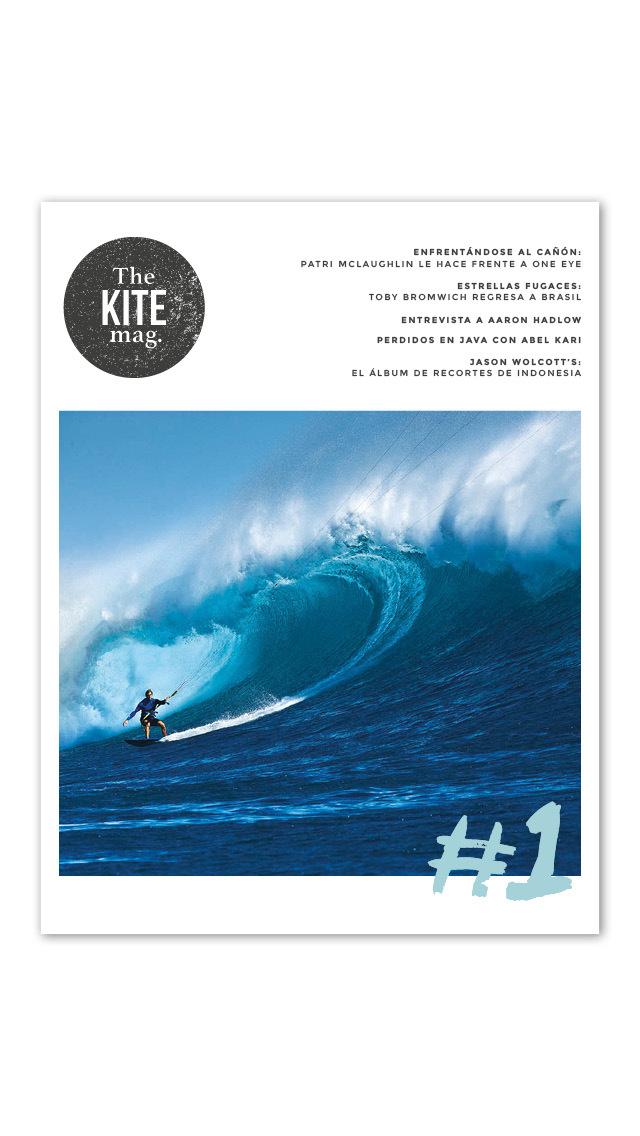 TheKiteMag - Revista internacional de Kiteboarding screenshot 1