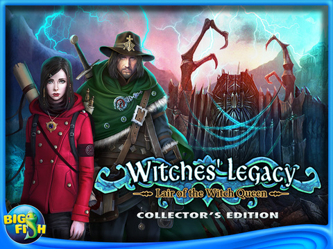 Witches' Legacy: Lair of the Witch Queen HD – A Magical Hidden Objects Game screenshot 5