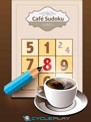 Café Sudoku screenshot 6