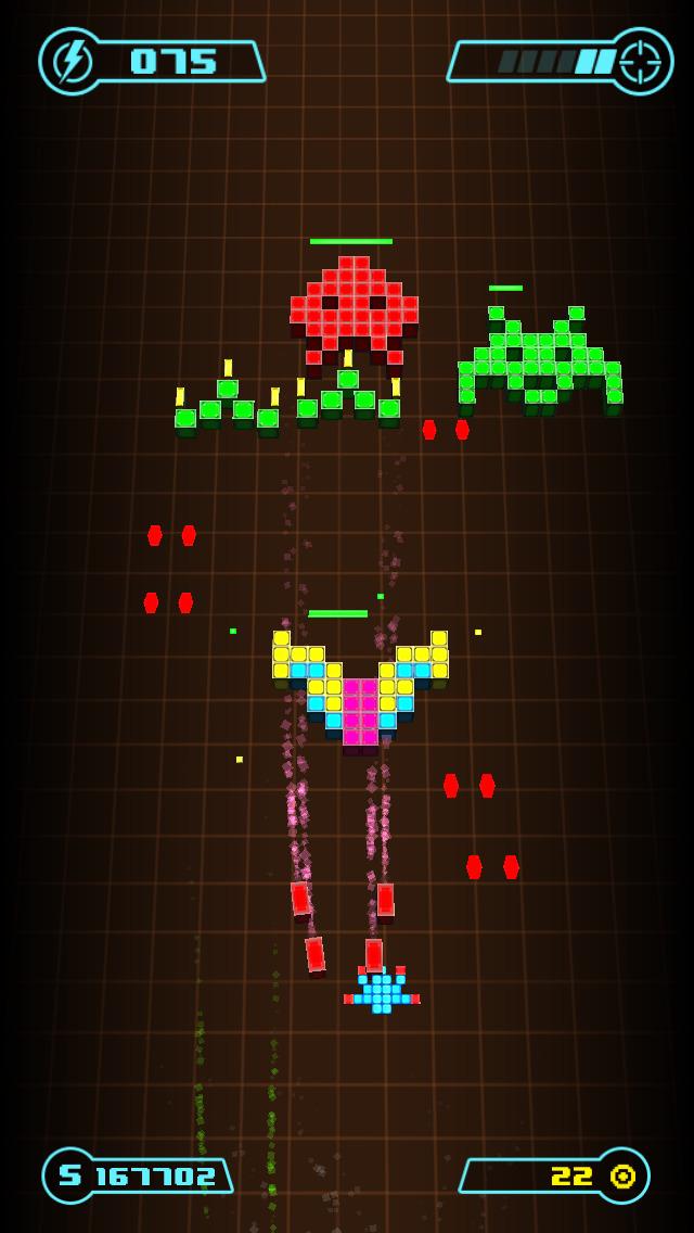 Retro Grid screenshot 4