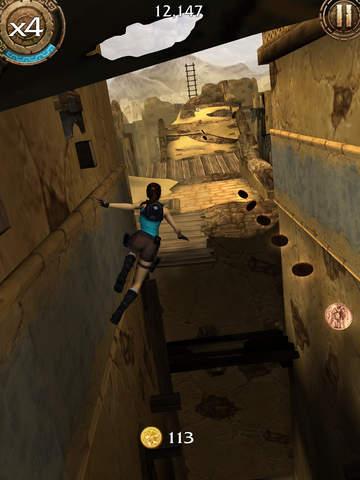 Lara Croft: Relic Run screenshot 7