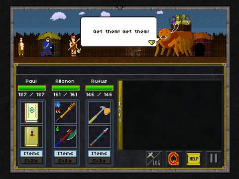 Pixel Heroes: Byte & Magic screenshot 9