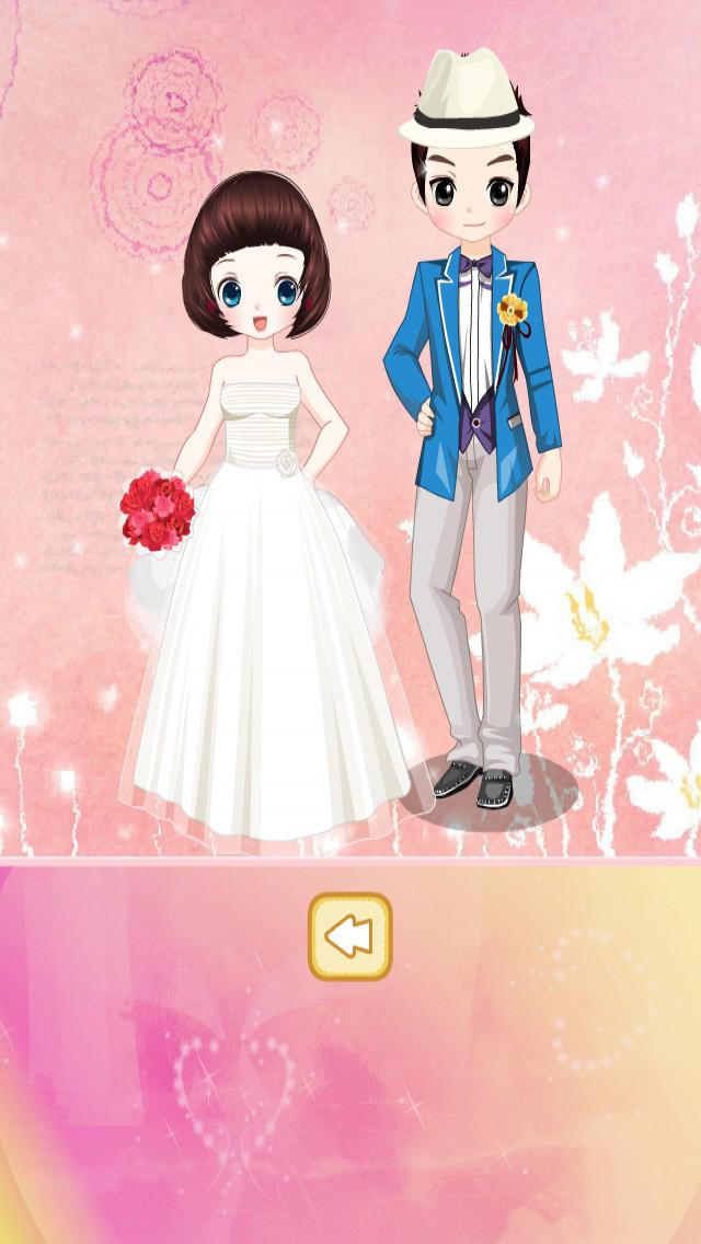 可爱公主新娘装 screenshot 5