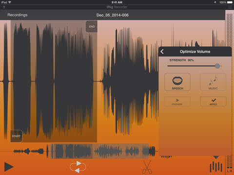 iRig Recorder LE screenshot 9