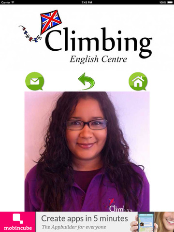 Climbing English screenshot 9