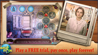 Off the Record: The Italian Affair - A Hidden Object Detective Game screenshot 1