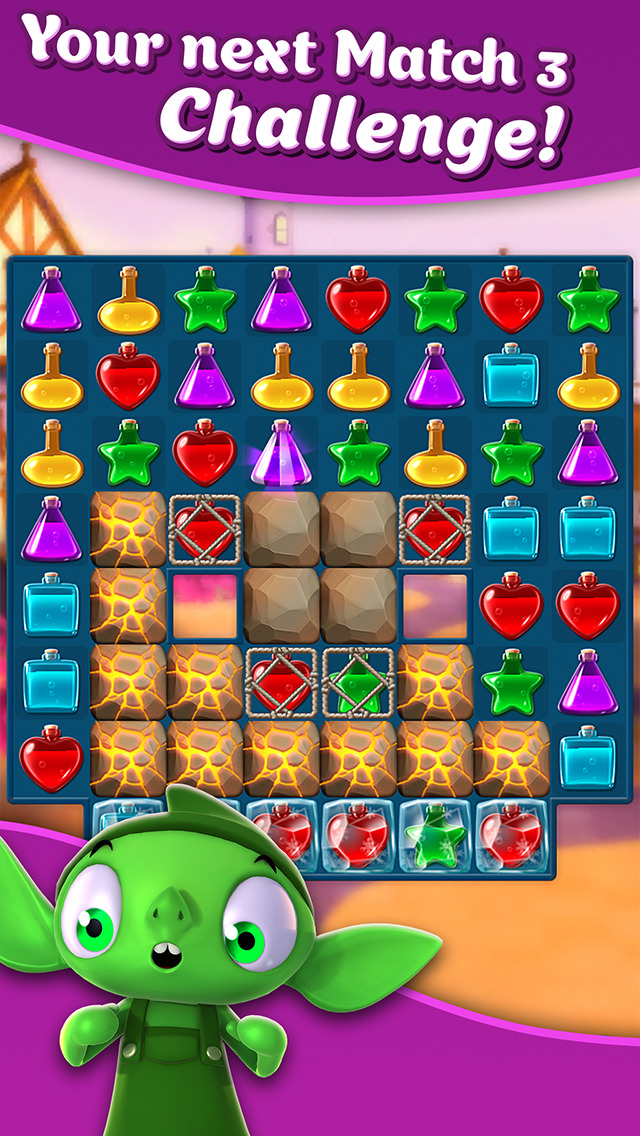 Potion Pop - Puzzle Match screenshot 1