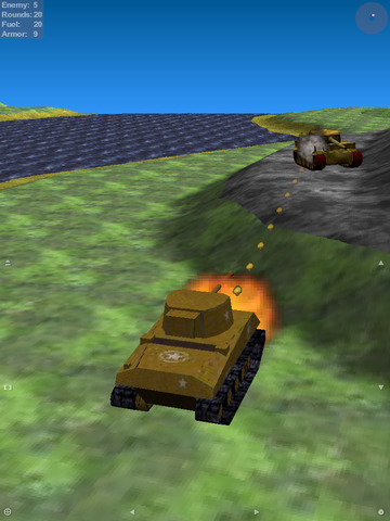 Tank Ace 1944 screenshot #3