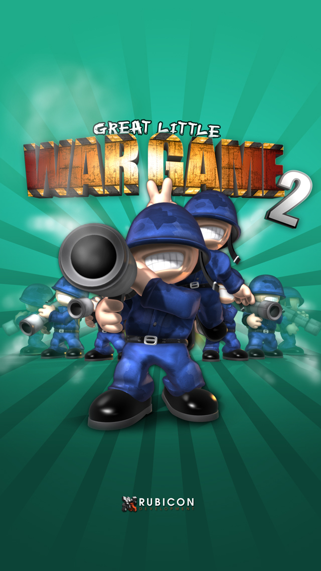 Great Little War Game 2 Free screenshot #1