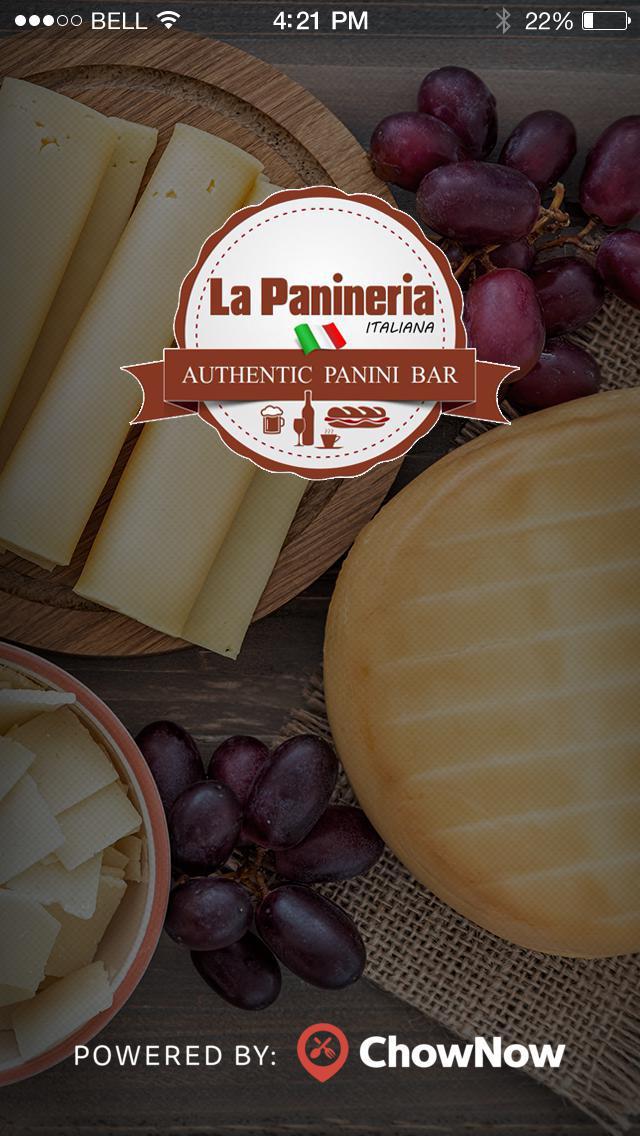 La Panineria screenshot 1