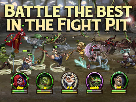 DragonSoul RPG screenshot 8