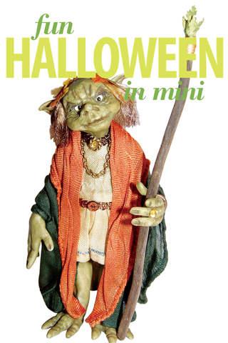 Fun Halloween in Mini - náhled
