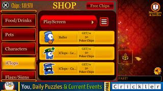 Billionaire Poker - Play Texas Hold'em with Friends or Offline. Become a Star. screenshot 4