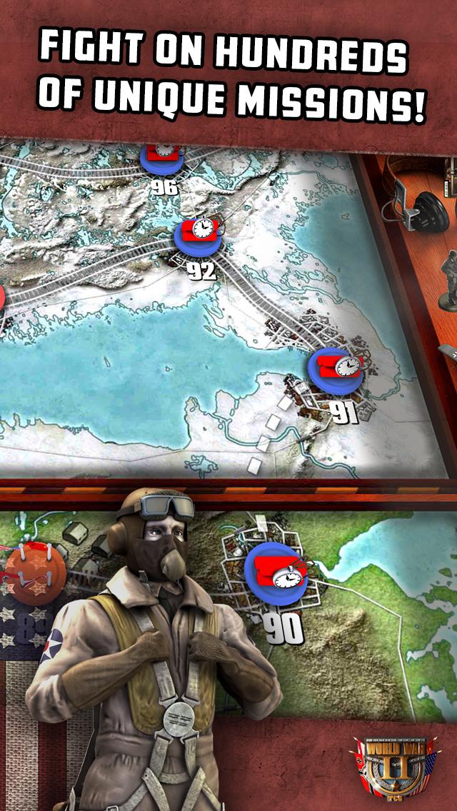World War II: TCG screenshot 2