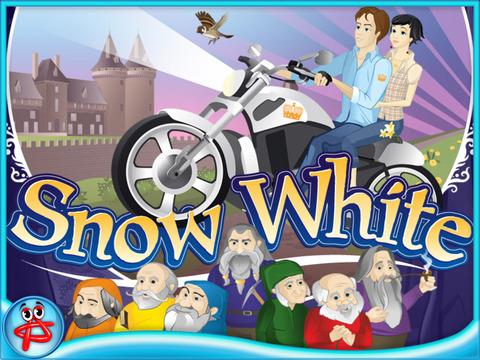 Snow White: Free Interactive Book for Kids screenshot 6