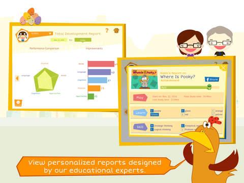 Joy Sprouts - Kids Preschool Education screenshot 8