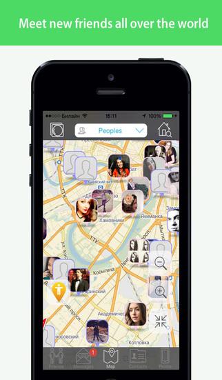 iMapp - Find my Phone, Friends screenshot 3