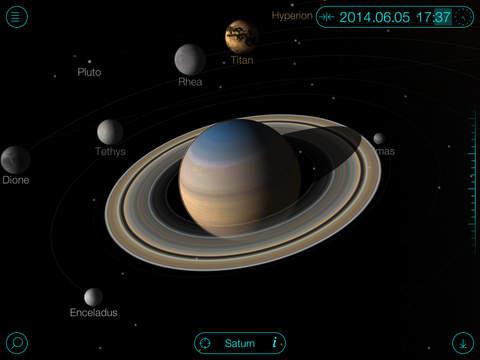 Solar Walk Ads+: Explore Space screenshot 7