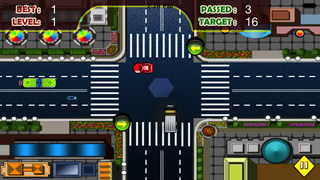 A Hot Traffic Driver Pro screenshot 2
